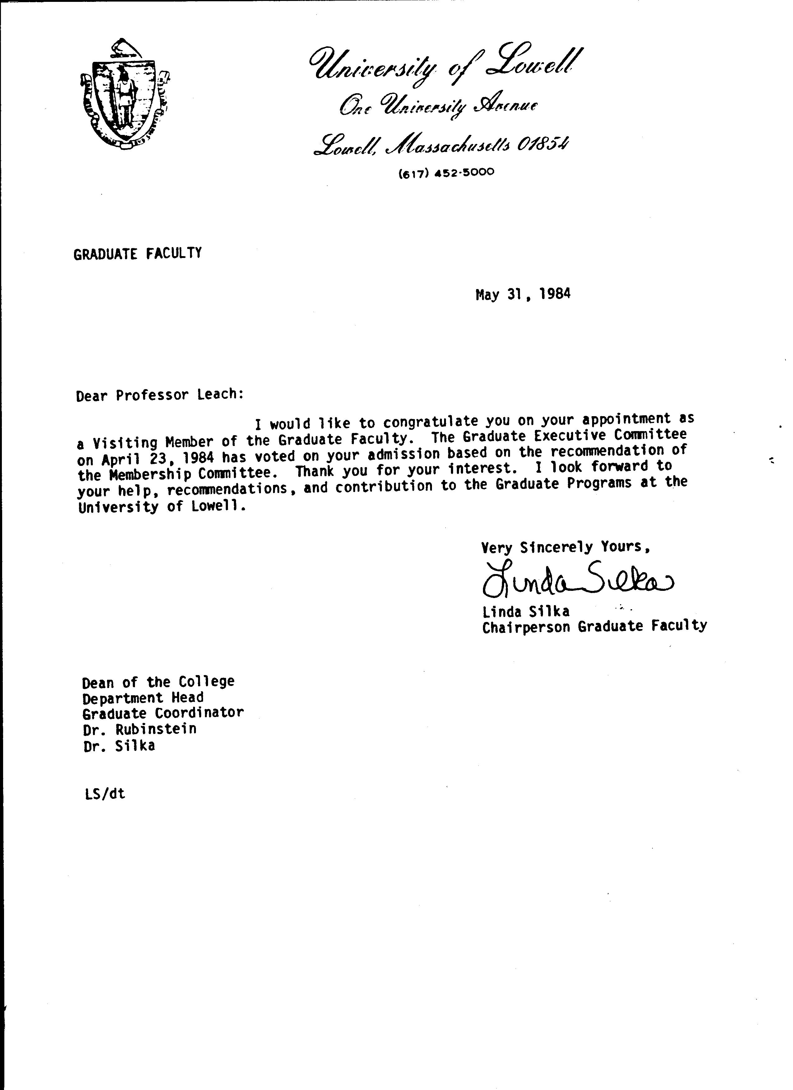 Dan Leach Resume